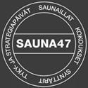 SAUNA47:n sauna- ja kokoustilat Logo